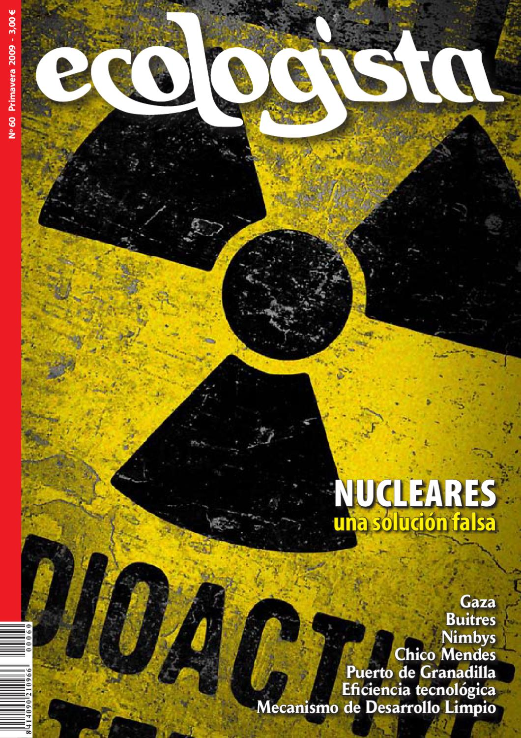 El Ecologista nº 60 by Revista El Ecologista - issuu 5add1fc56b3b1