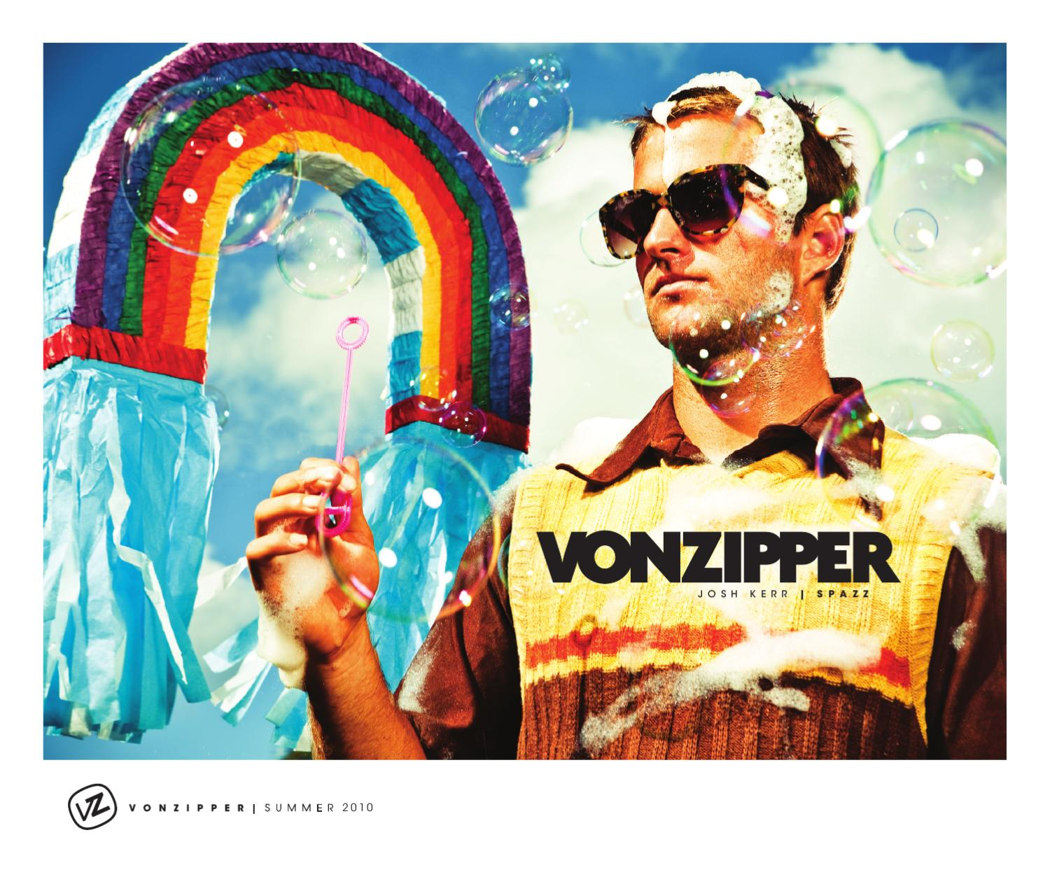 7d5a633eb0fd Summer 2010 Catalog by VonZipper - issuu