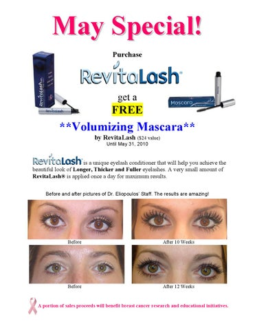 161c4c720b8 RevitaLash Eyelash Conditioner, RevitaLas Cosmetic Innovation by Dr ...