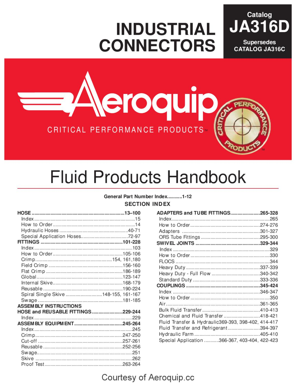 EATON AEROQUIP HYDRAULIC HOSE FITTING 401-6B BRASS MARINE BOAT