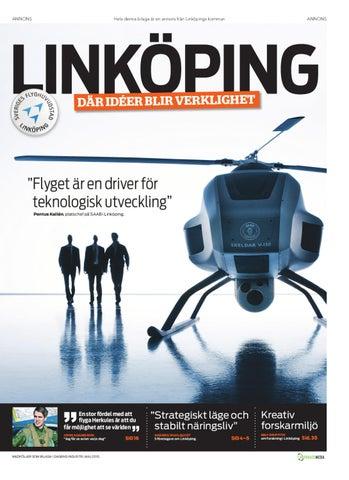Linköping - Där idéer blir verklighet by Crossmedia Communication ... 0c0f944ebc3a3