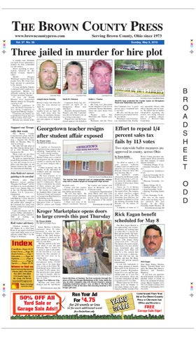 Brown County Press by Clermont Sun Publishing Company - issuu 6acc55f7f4
