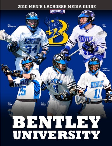 9c49f689 2010 Georgetown University Men's Lacrosse Media Guide by Georgetown ...