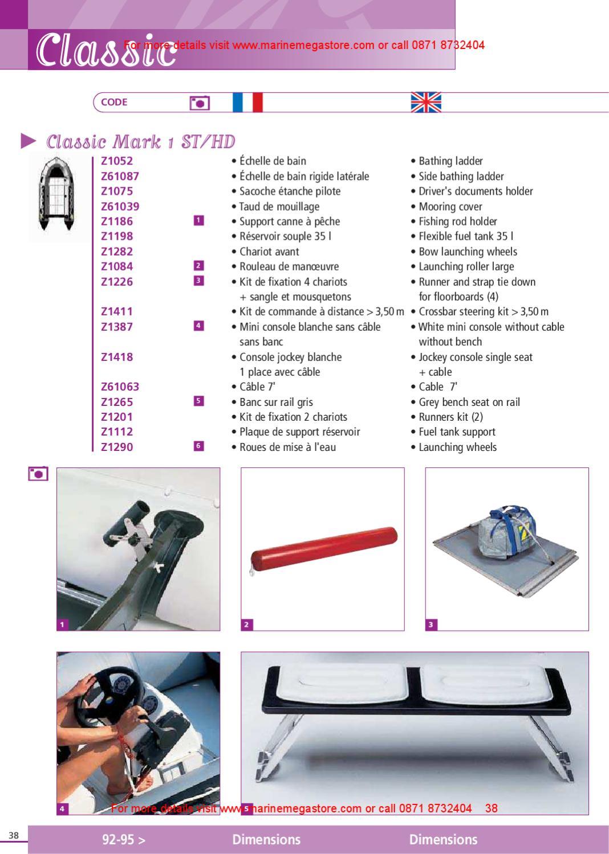 Zodiac - Accessories by Marine Mega Store Ltd - issuu