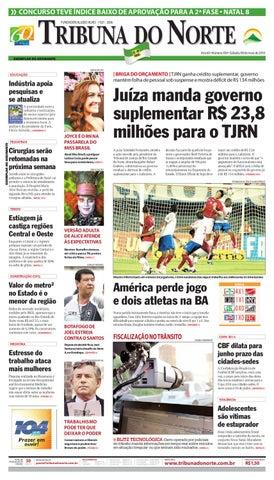 Tribuna do Norte - 08 05 2010 by Empresa Jornalística Tribuna do ... 1740366dd6