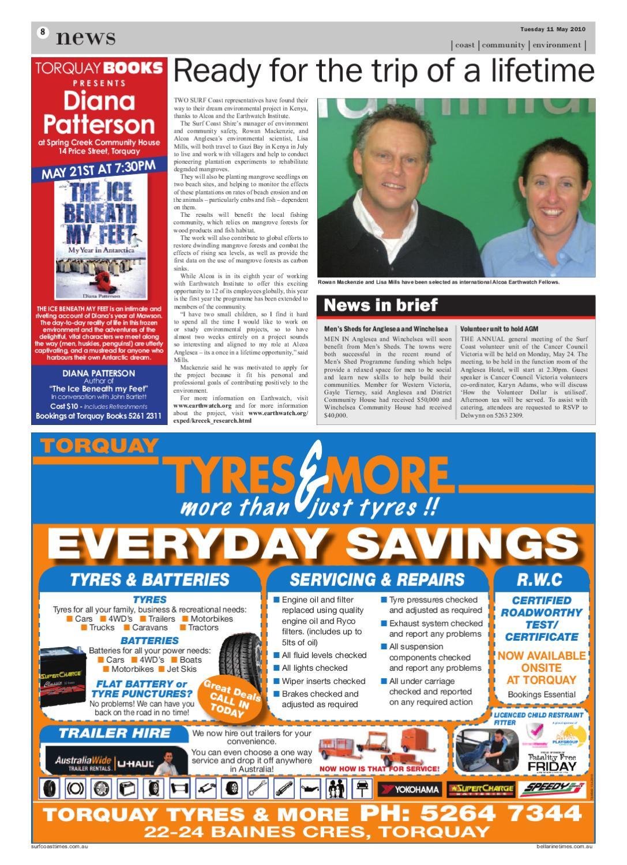 Surf Coast Times May 10 by Surf Coast News Australia Pty Ltd   issuu