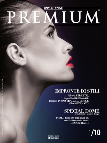 PREMIUM IN Magazine - 01 2010 by Edizioni IN Magazine srl - issuu aa0377d6270