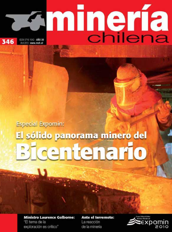 El sólido panorama minero del bicentenario by Editec - issuu 4bba2906b3fa5