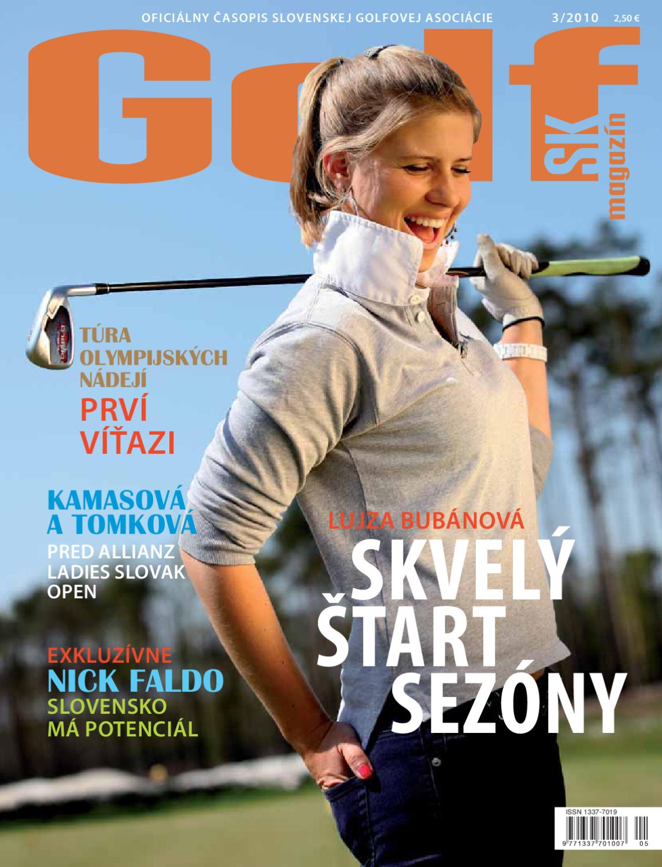 edffce7967ba Golf magazín 3-2010 by Juraj Spanik - issuu