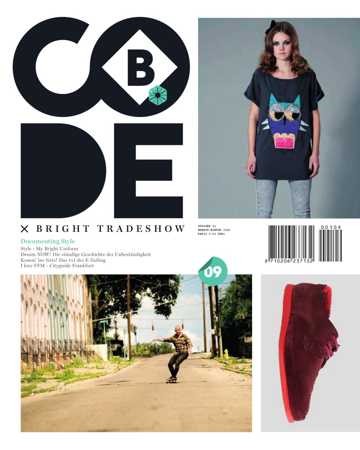 CODE xBright by Supertroopers CV issuu