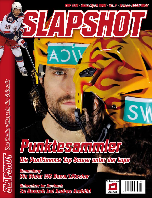 SLAPSHOT No. 7 2009/10 by slapshot - issuu