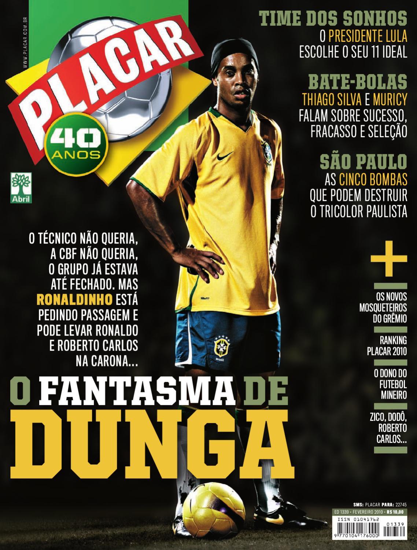 Placar Fevereiro 2010 by Revista Placar - issuu 297dccfcb275a