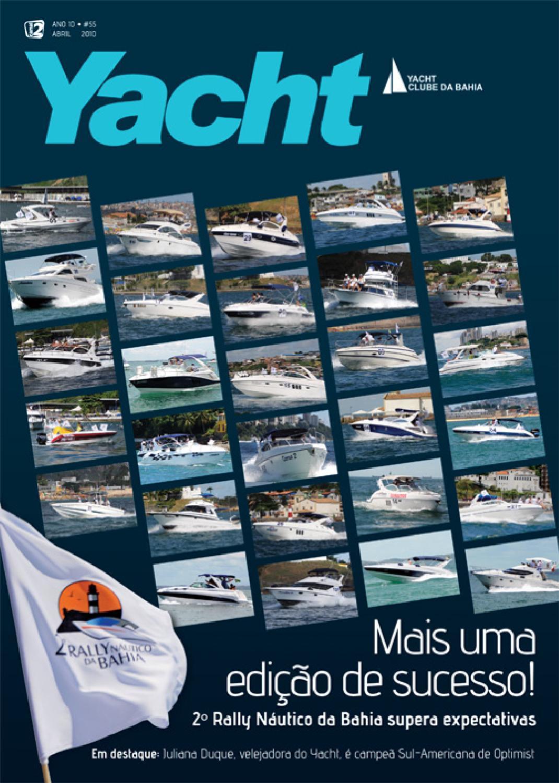 e59eb489aad Revista Yacht 55 by Canal 2 Comunicação - issuu
