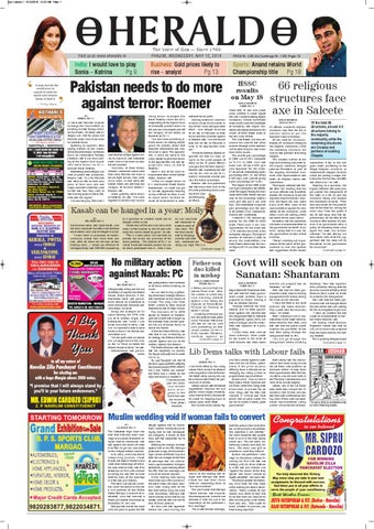 HERALD PUBLICATIONS- MAY 12 by Herald Publications - issuu