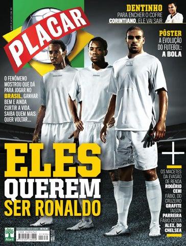 Placar Maio 2009 by Revista Placar - issuu 73f51b6d57b79