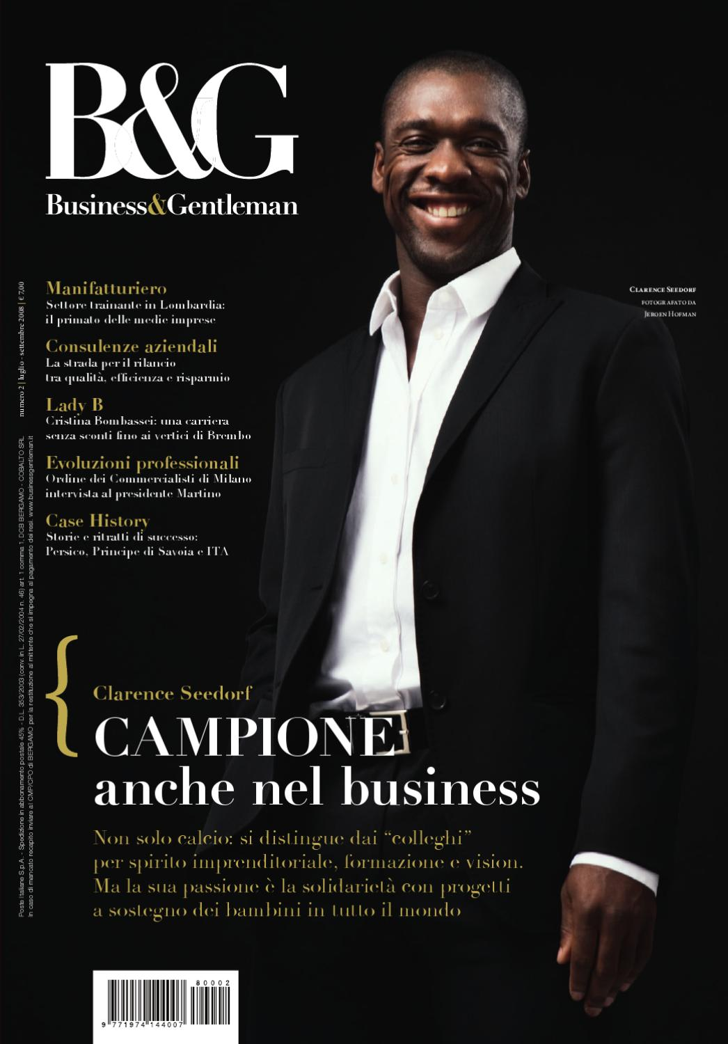0db21ac08747 B&G N°2 by Businessgentlemen Cobalto - issuu