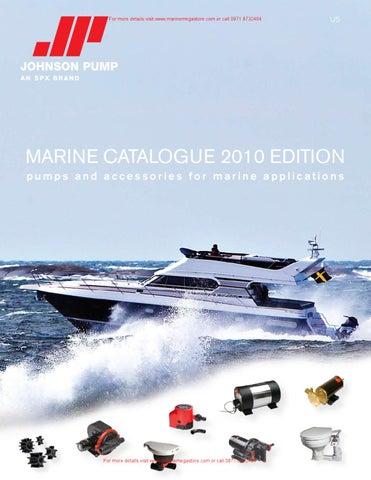 SPX Johnson Pump Marine AB - SPX Johnson Pump Marine Catalog
