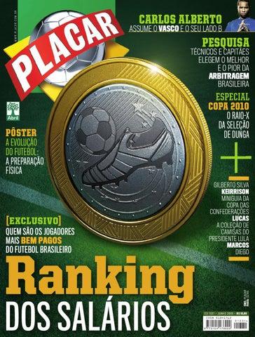 Placar Junho 2009 by Revista Placar - issuu 77656ae5d17eb