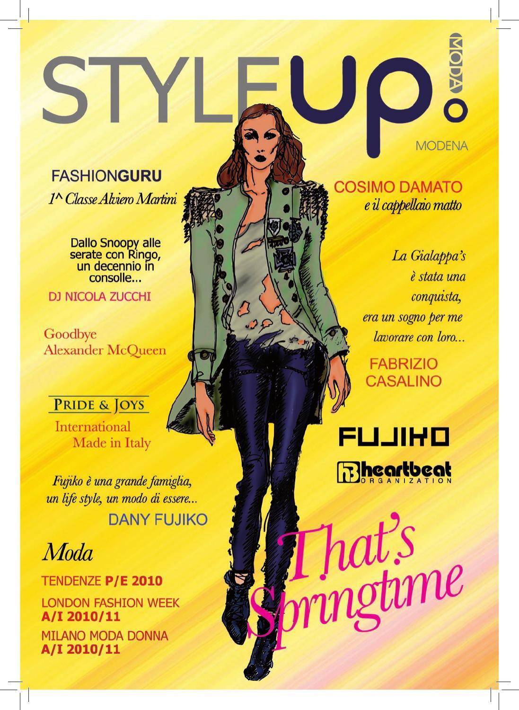Style Up! Moda N°3 - Modena by StyleUp! - issuu bafb73ebdca