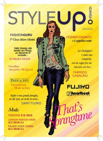 7a334490d599 Style Up! Moda N°3 - Modena by StyleUp! - issuu