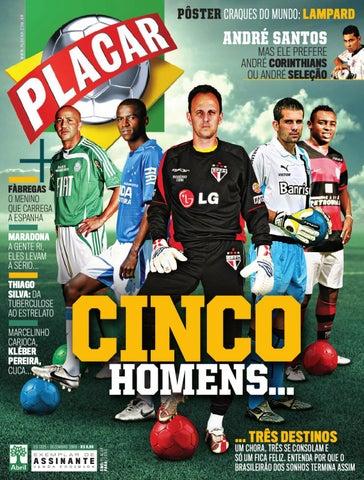 Placar Dezembro 2008 by Revista Placar - issuu 98b7c78d8050e