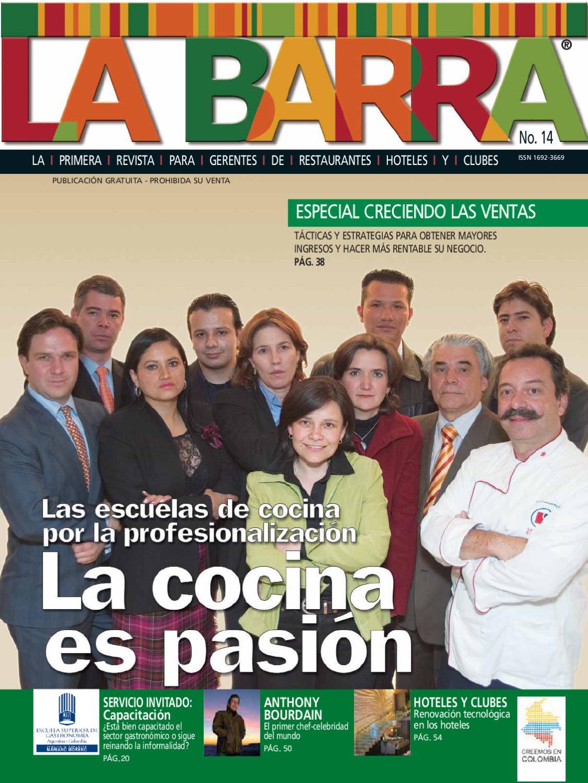 Revista La Barra Edición 14 by Axioma Comunicaciones S.A.S. - issuu