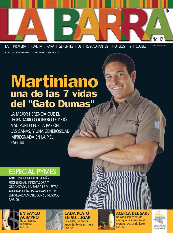 Revista La Barra Edición 12 by Axioma Comunicaciones S.A.S. - issuu