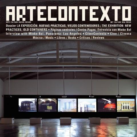 the best attitude 16d97 5456a ARTECONTEXTO Nº 25 by ARTEHOY Publicaciones y Gestion SL - issuu