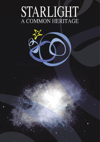 4f55114a9 STARLIGHT  A Common Heritage by Cipriano Marin - issuu