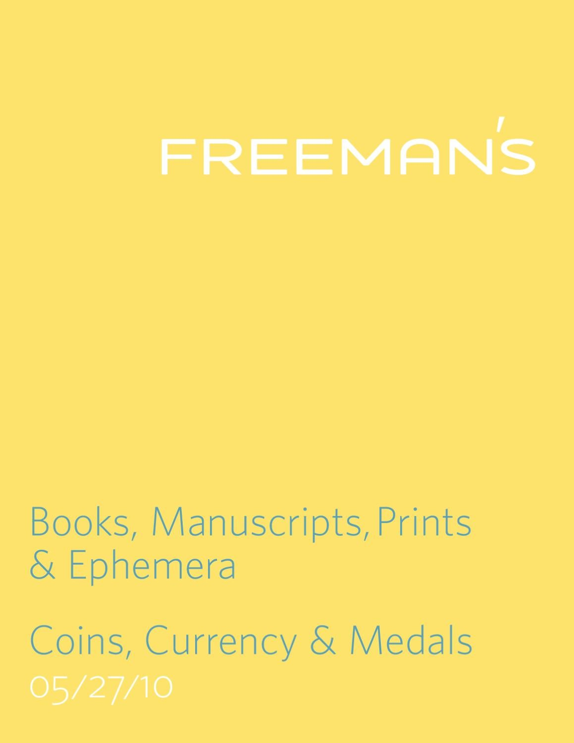 Coins, Currency & Medals by Freeman\'s - issuu