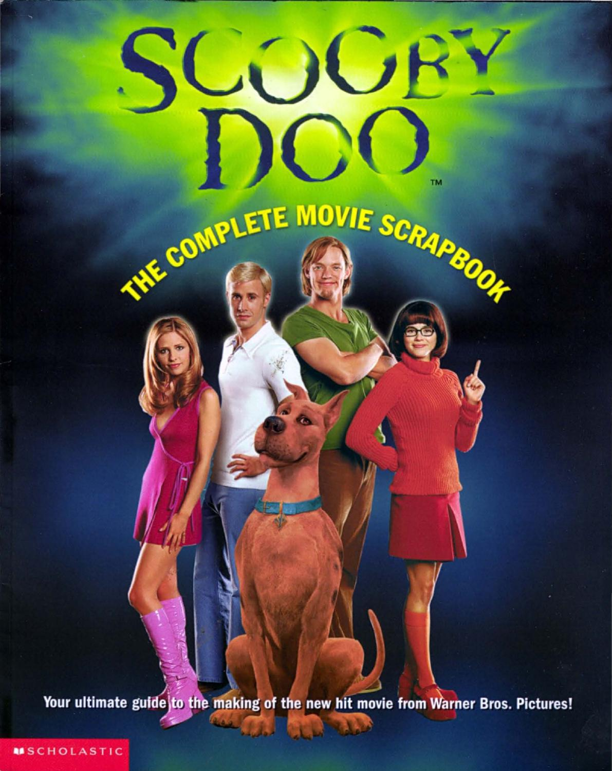Scooby Doo: The Complete Movie Scrapbook by Vinnie ...