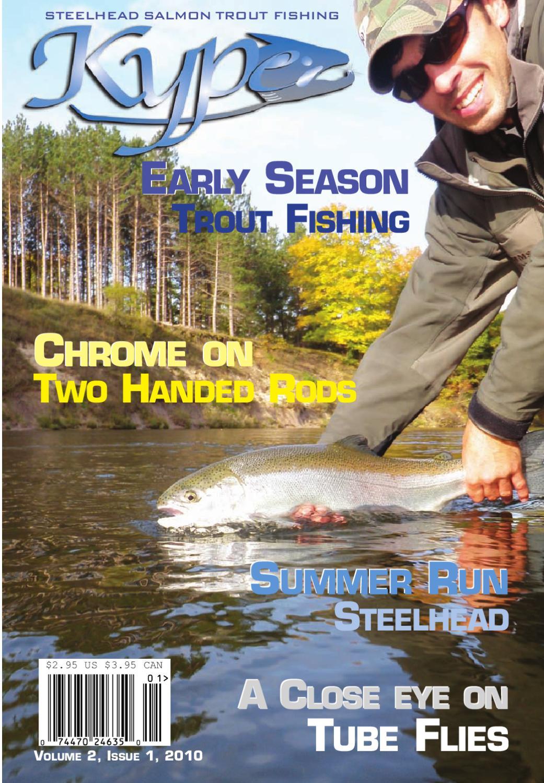 9b46769e6d43 Kype Fishing Magazine Volume 2