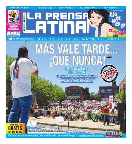80ce0b54fb LPL 05.16.10 by La Prensa Latina - issuu