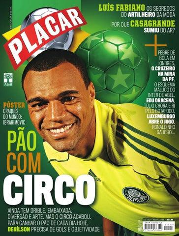 Placar Abril 2008 by Revista Placar - issuu d21e396629078