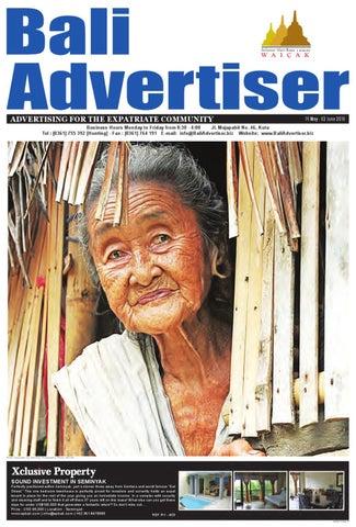 dbfb4df2e Bali Advertiser by Bali Advertiser - issuu