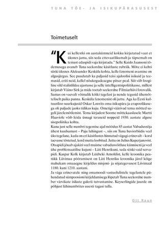 a895818b75e Tuna 1 2004. Kuperjanov Paju lahingus by Eesti Ajalugu - issuu