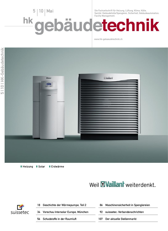 HK-Gebäudetechnik 5/09 by AZ Fachverlage AG - issuu