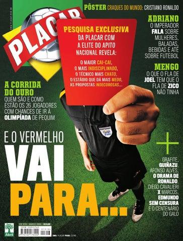 155855495e Placar Março 2008 by Revista Placar - issuu