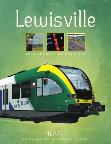 Lewisville, TX 2010 Community Profile and Membership Directory by ...