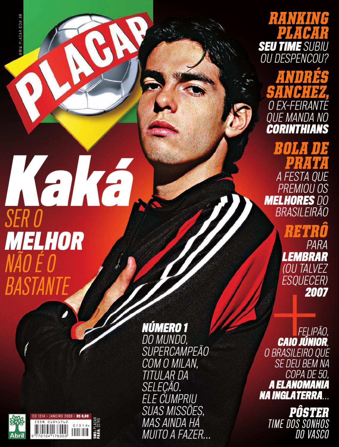 Revista Placar by Revista Placar - issuu a5472d79df920