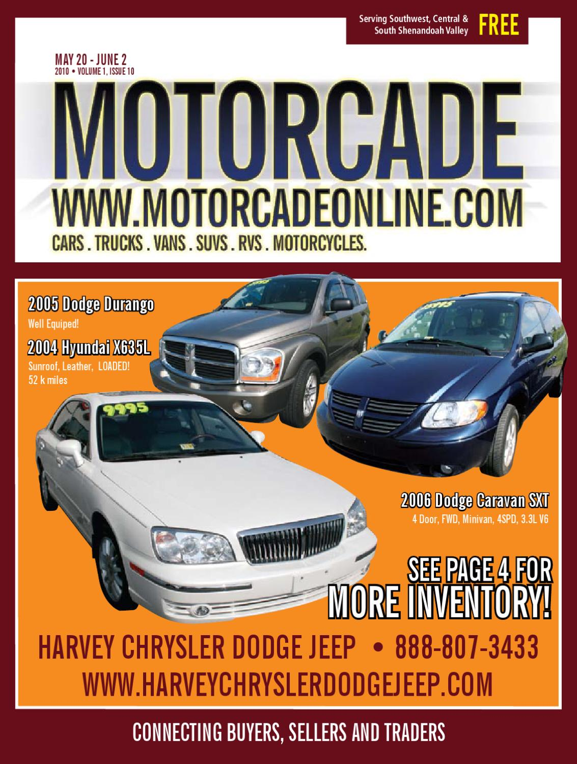 Motorcade Magazine issue 10 by Motorcade Dealer Services - issuu