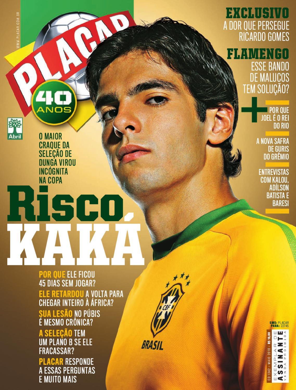 2cebdec14a Placar Maio 2010 by Revista Placar - issuu