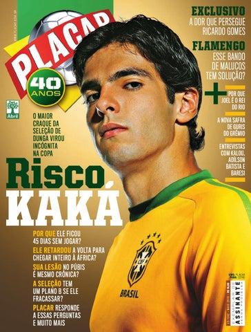 Placar Maio 2010 by Revista Placar - issuu 71d2abcd4ef04