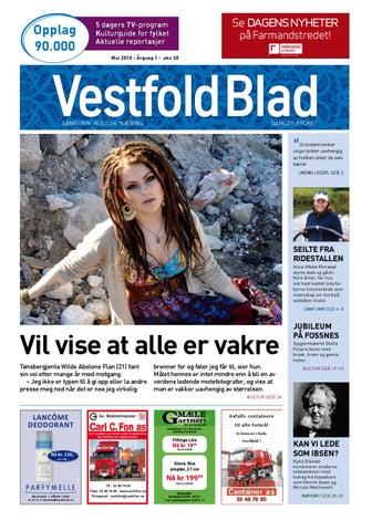 d2284e8c89c5 Vestfold Blad uke 20 by Byavisa Sandefjord - issuu