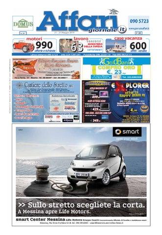 Giornale Affari 21 Maggio 2010 by Editoriale Affari Srl - issuu 25523937710