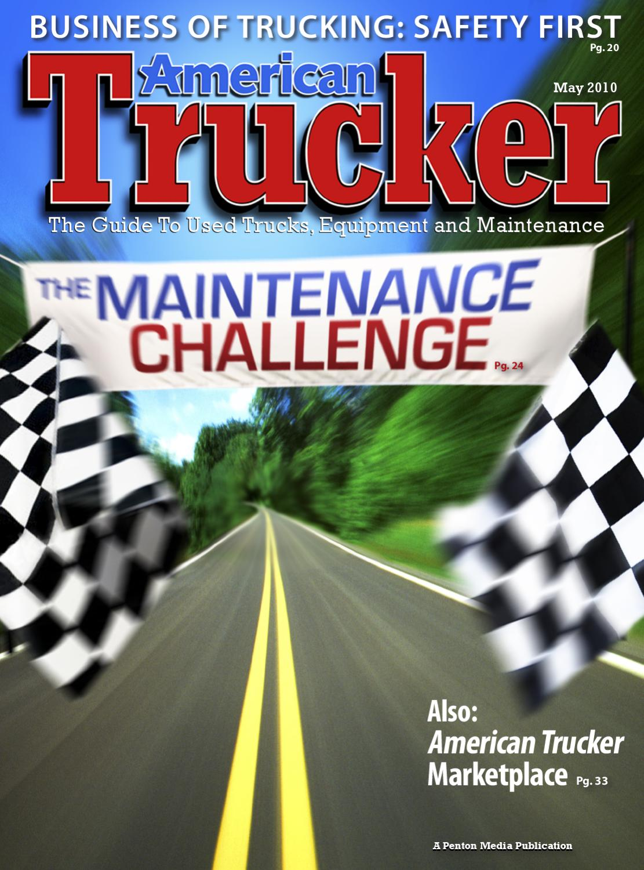 American Trucker West May Edition By Issuu Maintenance Theory How Do Motors Work Worldmaintenance
