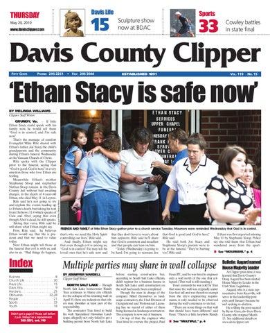 3621da86b8 Davis Clipper May 20-2010 by Davis Clipper - issuu