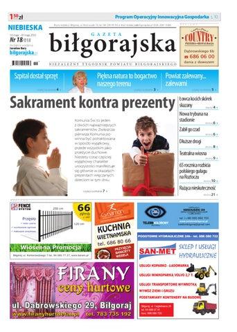 6f07f909a608bf Gazeta Biłgorajska 18-018 by Damian Wolanin - issuu