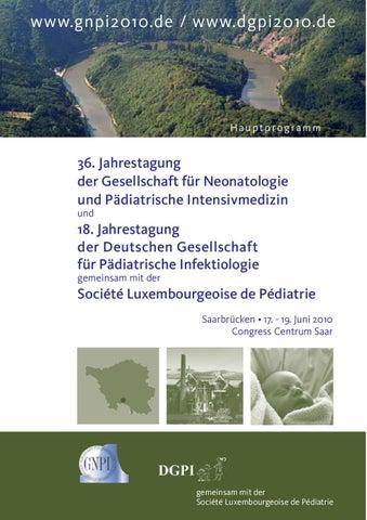 Hauptprogramm GNPI DGPI 2010 by m:con - mannheim:congress GmbH - issuu