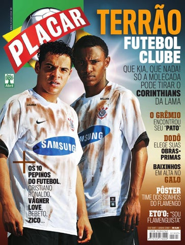 3e194bc5ad Placar Junho 2007 by Revista Placar - issuu